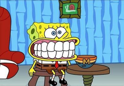 Anoche soñé que se me caía un diente... bueno, en realidad creo que era una muela... o quizás un premolar...