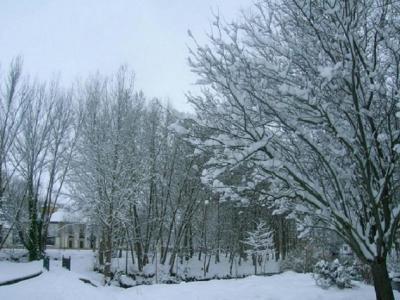 Mi abuela decía que cuando nevaba en Madrid, nevaba en mi pueblo