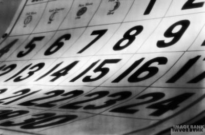 Debería haber semanas con número de días aleatorio, así no todos los marrones caerían en lunes
