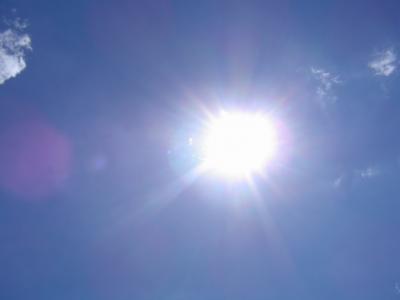 Y ya sé donde se ha ido todo el calor que supuestamente abandonaba la península hoy...