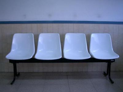 El gran invento del siglo XXI serán las salas de espera con animación suspendida...