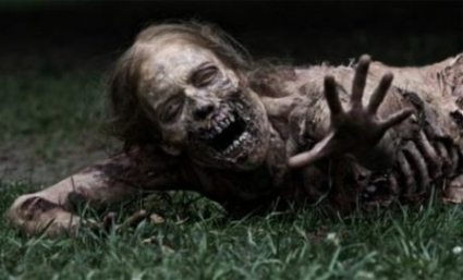 "Y para mi que ""The Walking Dead"" no es para tanto..."